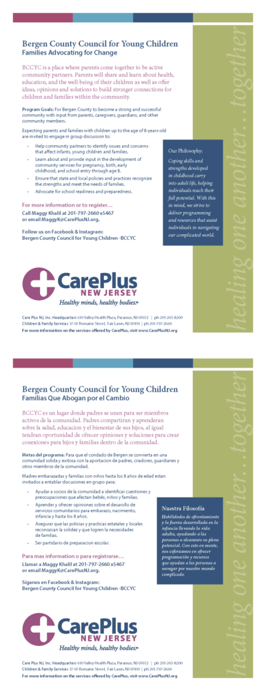 Bergen County Council for Young Children