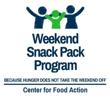 Weekend Snack Pack Program
