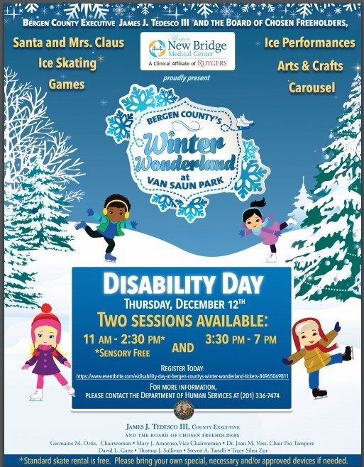 Disability Day Flyer
